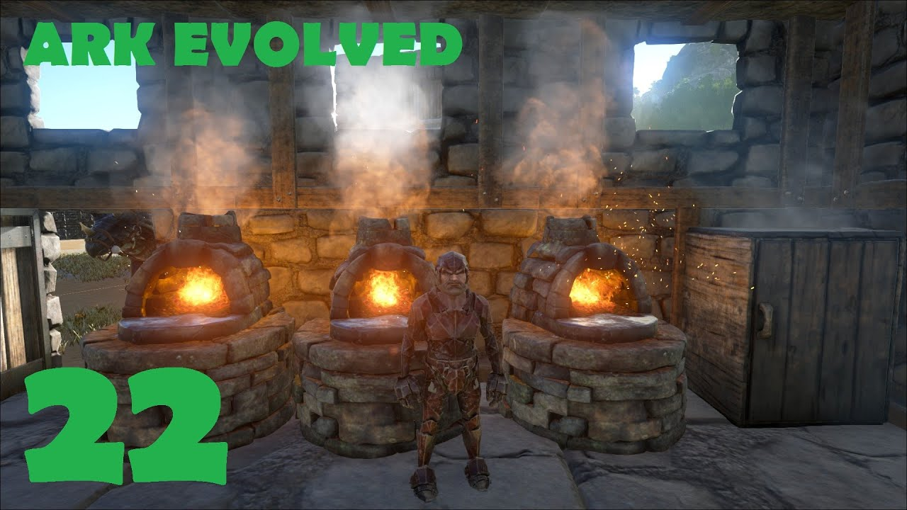 ARK SURVIVAL EVOLVED PC ESPAÑOL - Capitulo 22 - Fabricator ...