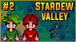 POKAZUJEMY TRICKA - Stardew Valley #2 (z ZoQ)
