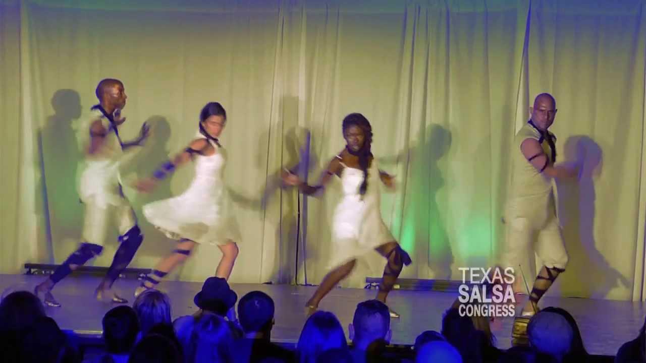 Texas Salsa Congress Liquid Rhythm