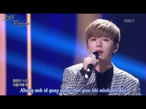 [YCVN][VIETSUB] One More Step - Kihyun (KBS1 43th KOREAN BROADCA BROADCASTING PRIZES)