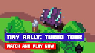 Tiny Rally: Turbo Tour · Game · Gameplay