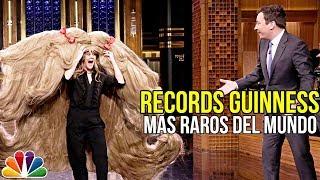 Top 10 Records Guinness Nunca Vistos  | Los Mejores del 2018