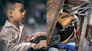 Giúp đỡ cậu bé một hộp đồ nghề đánh giầy, 15 năm sau cậu bé trả ơn doanh nhân như thế này