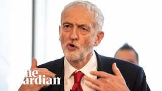 Jeremy Corbyn makes Brexit speech in Hastings – watch live