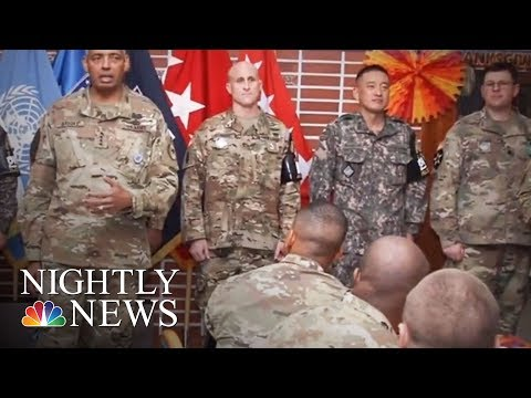North Korean Defector Recovering After Daring Escape | NBC Nightly News