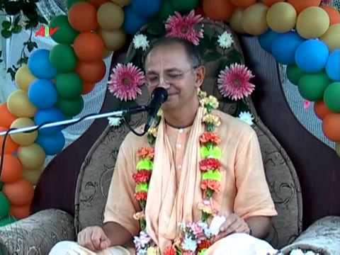 Бхагавад Гита 15.5 - Бхакти Вигьяна Госвами