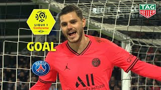 Goal Mauro ICARDI (74') / Amiens SC - Paris Saint-Germain (4-4) (ASC-PARIS) / 2019-20