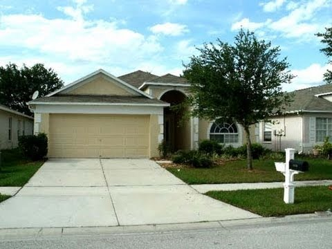 Wesley Chapel: 1640 sq. ft. 3/2 Home at 31103 Stone Arch Ave