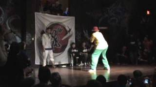 Evolution 4: Bgirl Battle: Movie One Vs Narumi (Part One)