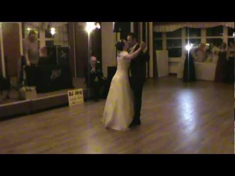 Hochzeit Jana & Jens - Walzer mal anders: unser eigener Hochzeitstanz / Hochzeitswalzer :O)