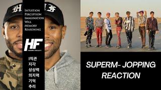 SuperM Joppin REACTION (KPOP) Higher Faculty