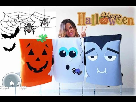 Ideas para decorar tus sillas en halloween diy mery - Como decorar halloween ...