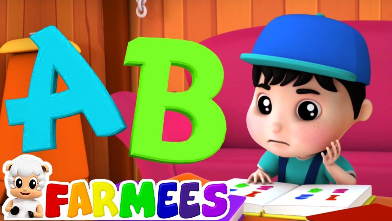 Bài hát về Ngữ Âm   Bài hát cho trẻ em   Farmees Vietnam   Vần điệu trẻ   Video giáo dục mầm non