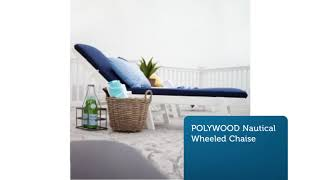 Buy Online Polywood Chaise Lounges & Side Tables