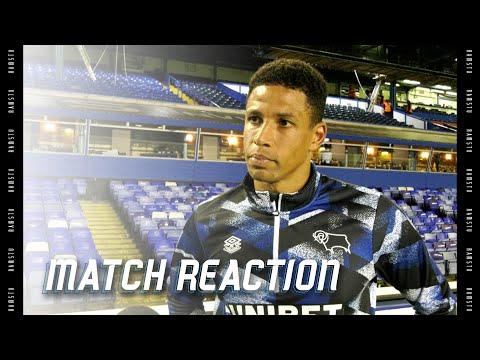 MATCH REACTION | Curtis Davies Post Birmingham City (A)