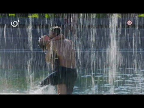 Romantika vo fontáne s Jankom Koleníkom a Dominikou Richterovou (ZOO)