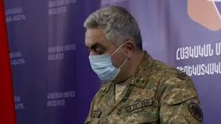 Կապանի ուղղությամբ ադրբեջանական ԶՈւ հրետանին կրակ է արձակել , կան կոնկրետ հետևանքներ. ՊՆ