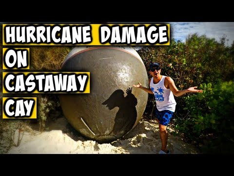 Castaway Cay Damaged After The Hurricane! Disney Cruise VLOG Day 7
