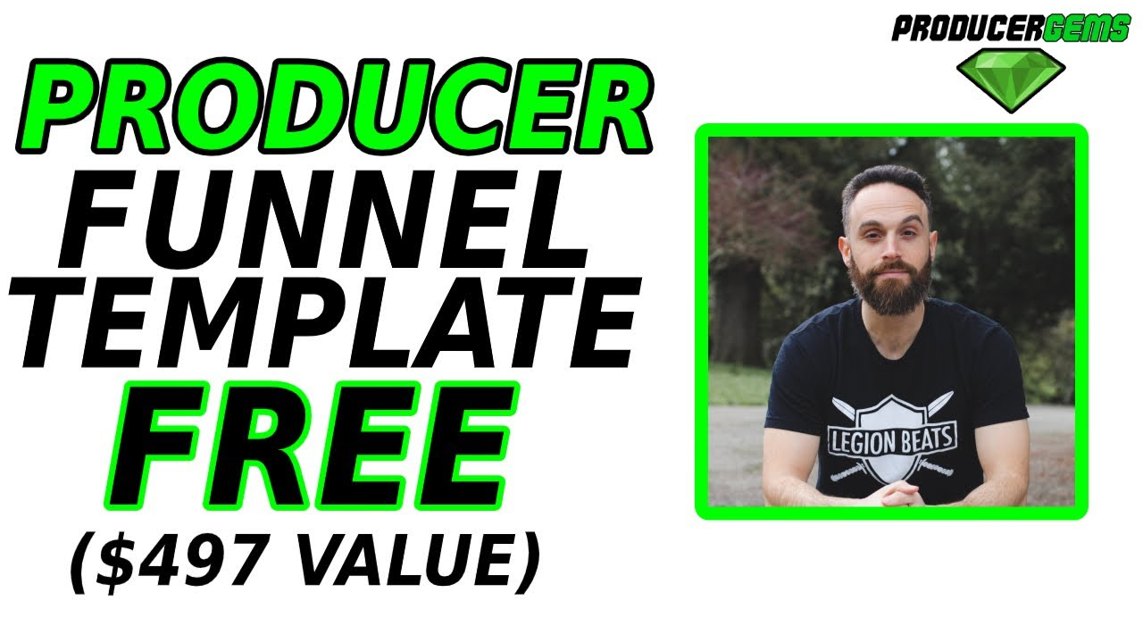 Producer Funnel Template Free (Producer Funnel Secrets Free) - How To Sell Beats Online