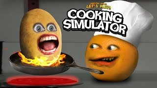 COOKING MY FRIENDS?! | Cooking Simulator