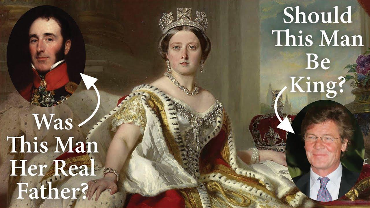 Was Queen Victoria illegitimate?