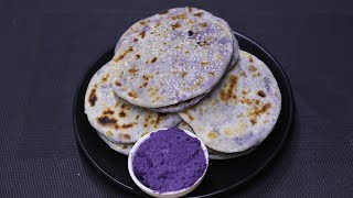 How to Make UBE Piaya