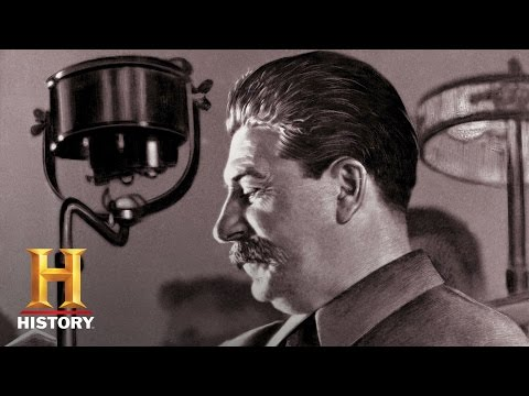 Joseph Stalin: Created Worst Man-made Famine in History - Fast Facts | History