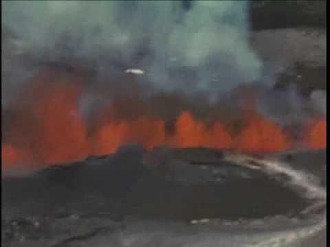 Mauna Loa Volcano Hawaii -- 1930