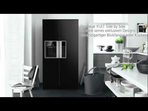 Side by Side Kühlschrank Test 2015: Vergleich der Testsieger! | {Amerikanische kühlschränke schwarz 66}