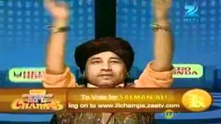 Ajj Hona Deedar - Master Saleem Vs Salman Ali