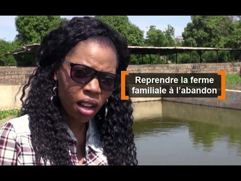 Mali : Reprendre la ferme familiale à l'abandon
