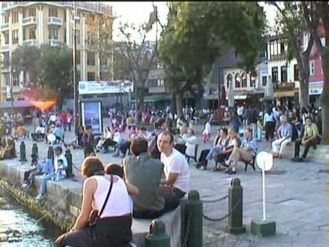 ORTAKOY, QUARTIER DISTANBUL, EN 2001