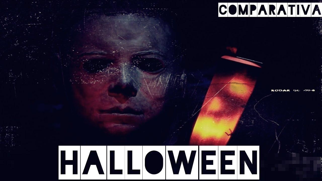 Halloween (1978) VS Halloween El Origen (2007) , COMPARATIVA