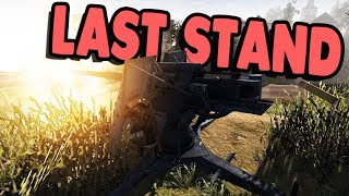 WWII LAST STAND DEFENSE | Men of War: Assault Squad 2 Mulitplayer Gameplay