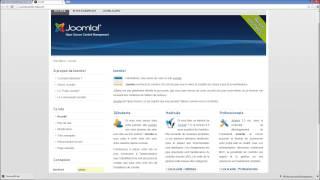 SEO Joomla vidéo tuto - Extension et Plugin LiveOptim