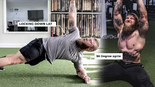 5 Minute Home Ab Circuit for MMA & Combat Sports | Phil Daru