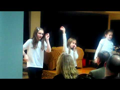 Elefante Music Theater Class - New Girl in Town