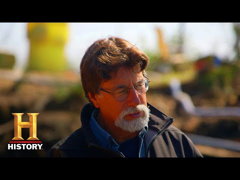 The Curse of Oak Island: Puzzling Find Unearthed in the Swamp (Season 7) | History