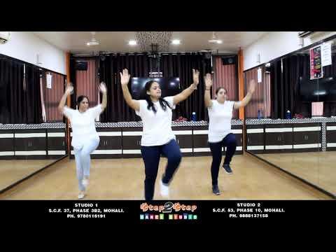 Tommy Bhangra Dance Performance | Diljit Dosanjh | Choreography Step2Step Dance Studio | Easy Steps