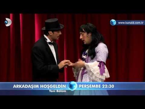 Arkadaşım Hoşgeldin - 6.Bölüm - Tek Parça HD