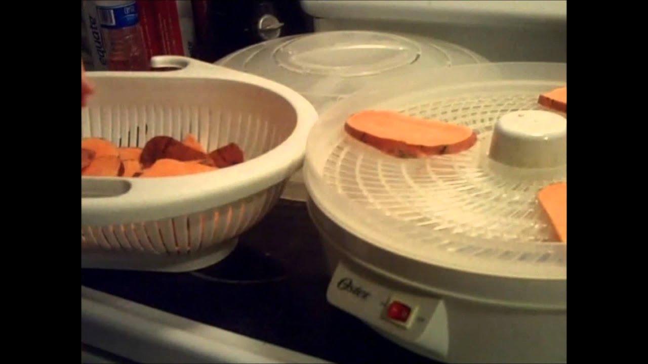 Homemade sweet potato dog treats recipe youtube - New potatoes recipes treat ...