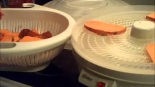 Homemade Sweet Potato Dog Treats Recipe