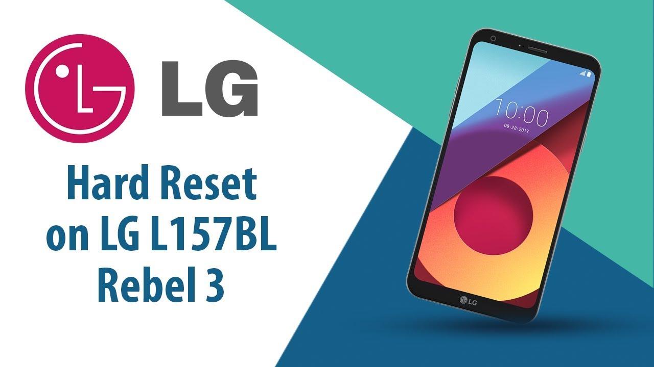 Lg Rebel 3 Codes