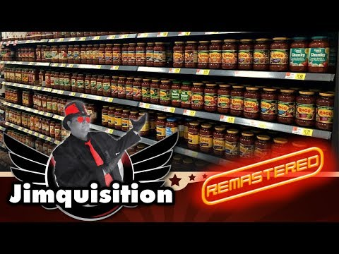 Perfect Pasta Sauce (The Jimquisition REMASTERED)
