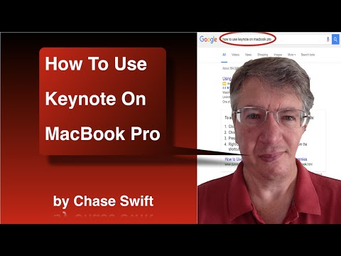 How to Use Keynote on MacBook Pro
