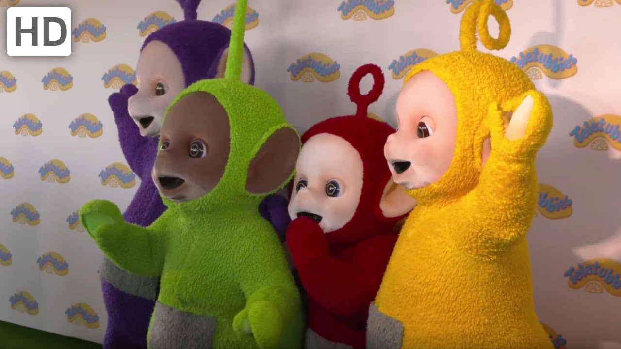 Teletubbies World Premiere Youtube
