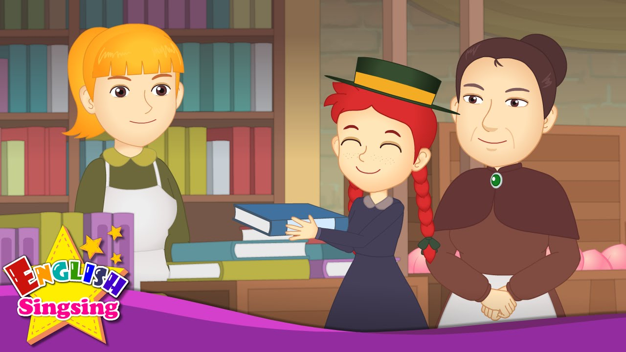 Resultado de imagen de Anne of Green Gables - How much is it? (At the market) - English story for Kids
