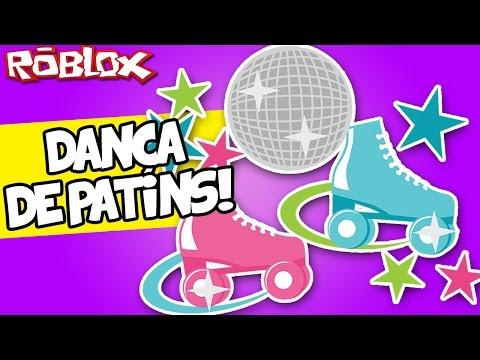 DANÇANDO ATÉ DEMAIS! – Roblox (Skating Rink)