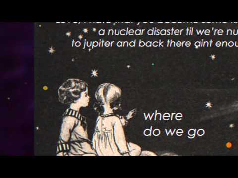 Where Do We Go (official lyric video)