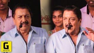 நான் பொறந்த அப்போ பெரிய பஞ்சம் இருந்துச்சு - Actor Sivakumar | Surya | Agaram Foundation
